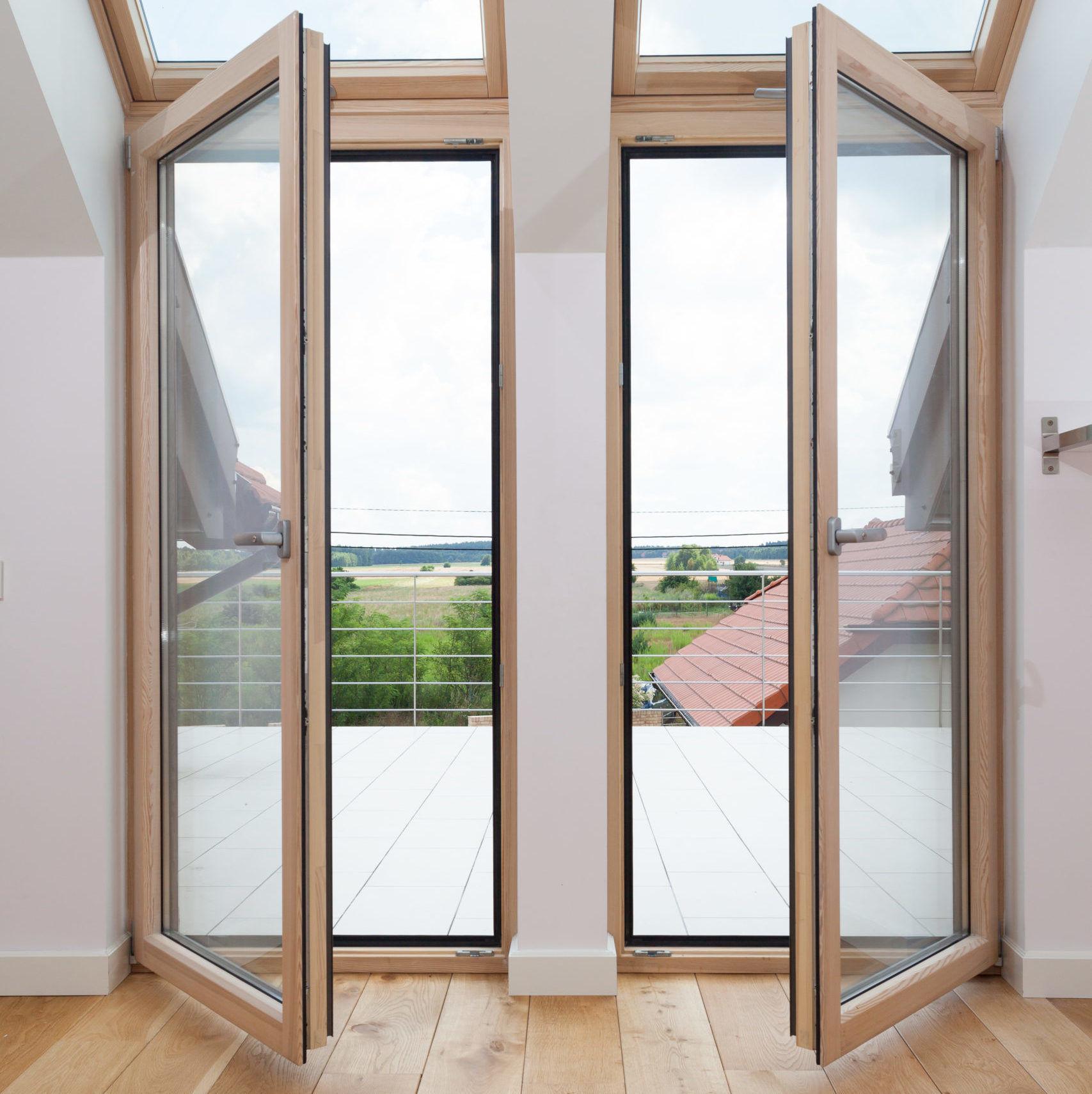 Holzfenster Distner Vivo